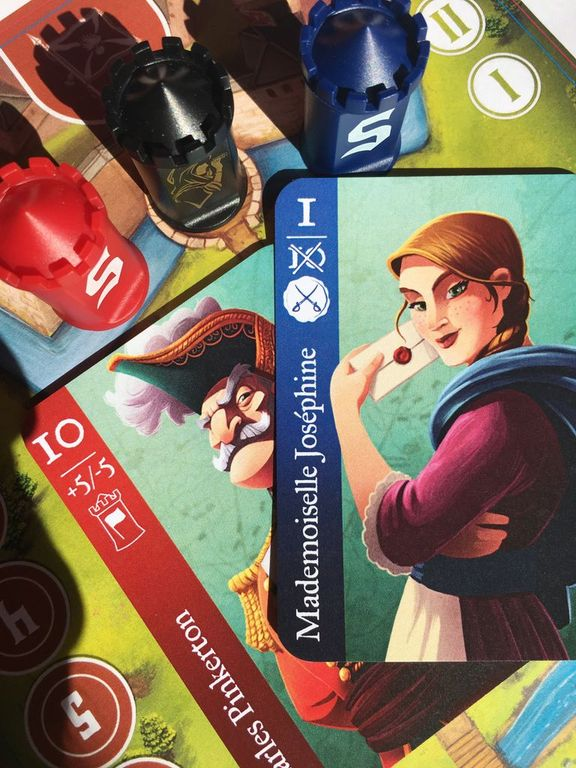 Spies & Lies: A Stratego Story cards