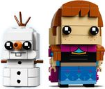 Anna & Olaf components