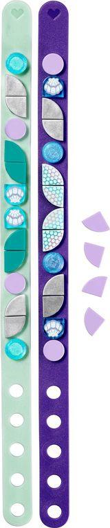 Mermaid Vibes Bracelets components