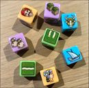 Rajas of the Ganges: The Dice Charmers dice