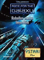 Race for the Galaxy: Rebelles contre Imperium