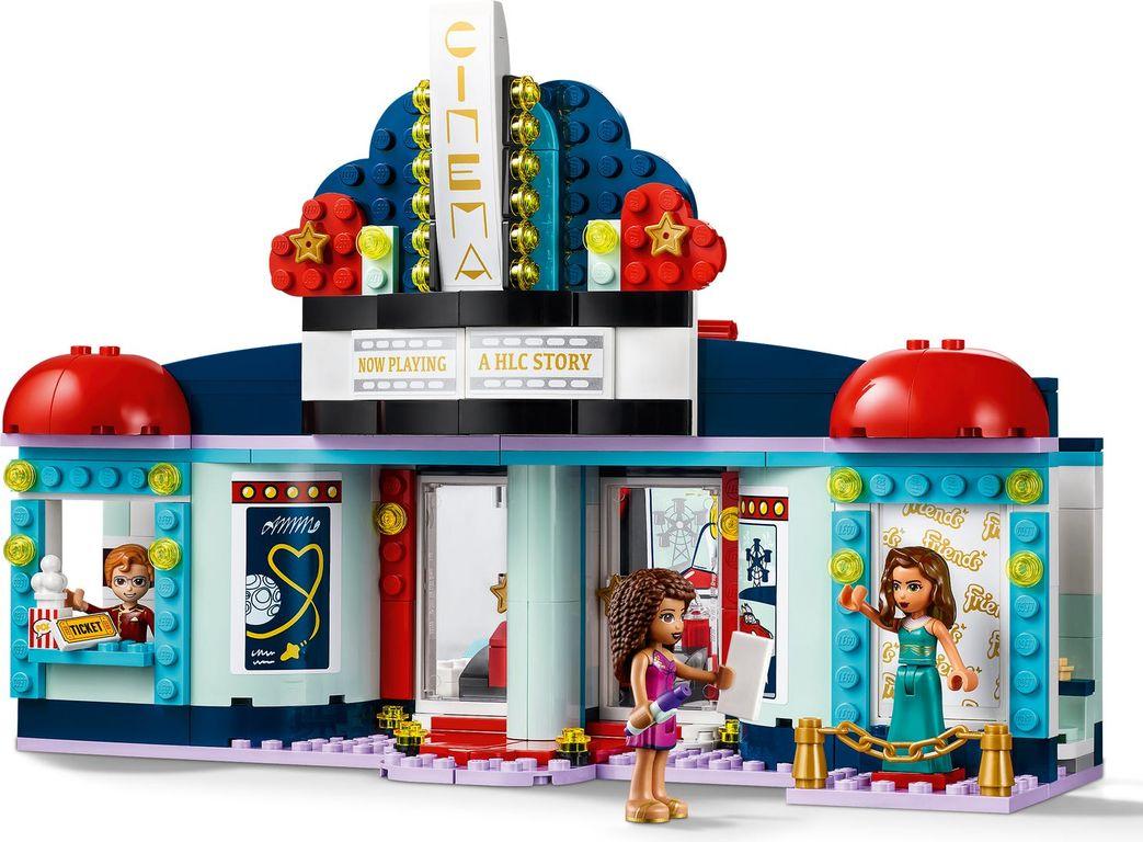 Heartlake City Movie Theater gameplay