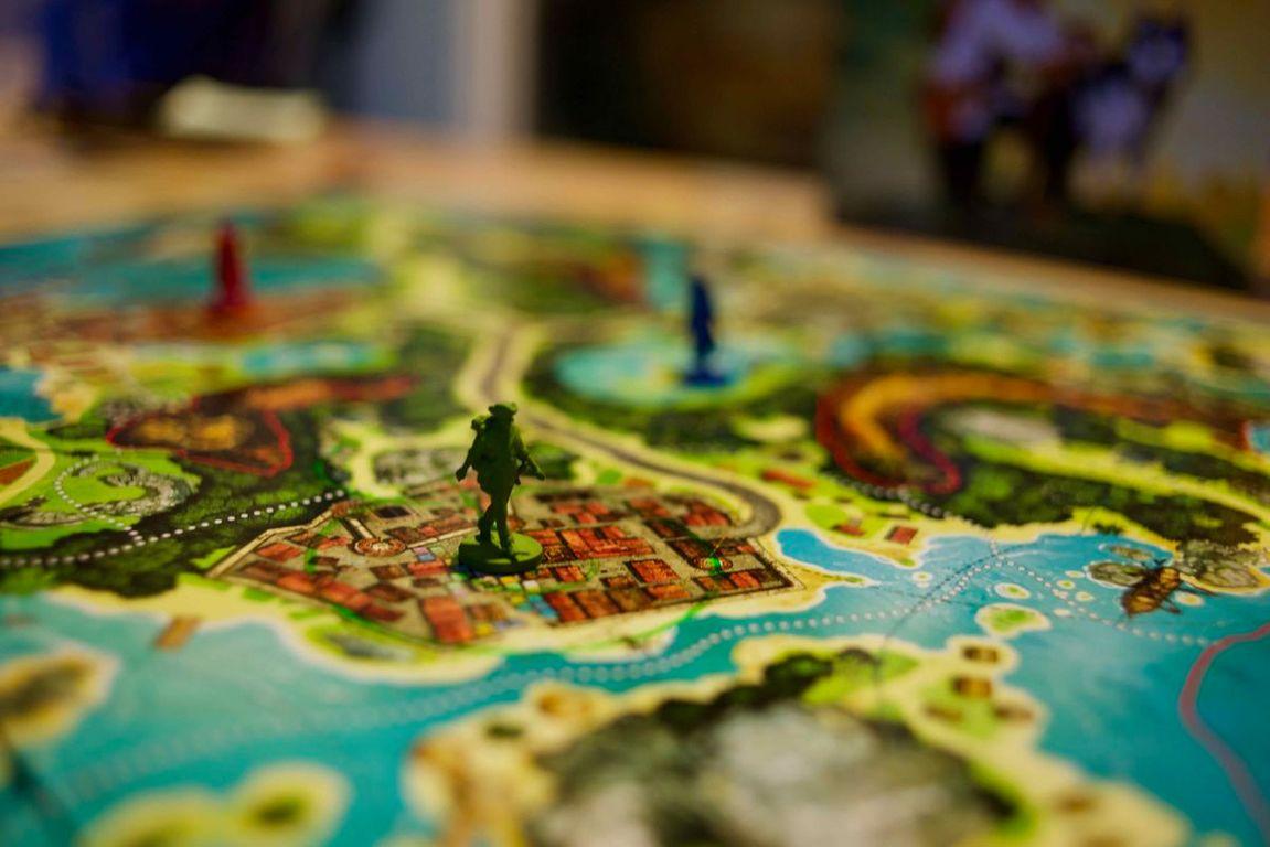 Treasure Island gameplay