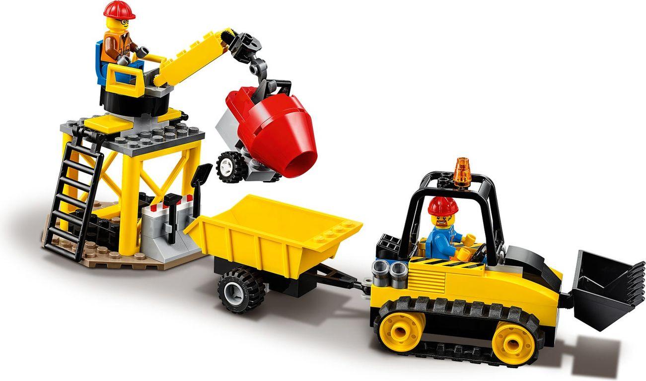 LEGO® City Construction Bulldozer gameplay