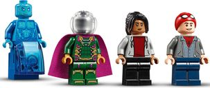 Hydro-Man's Attack minifigures