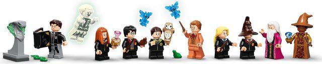 LEGO® Harry Potter™ Hogwarts™ Chamber of Secrets minifigures