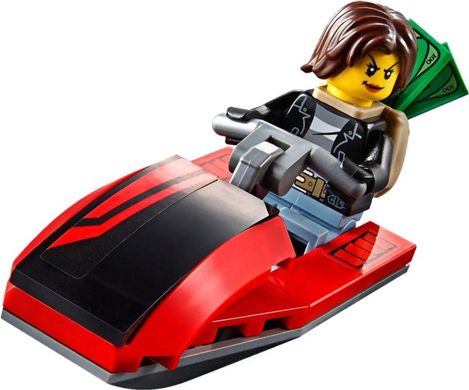 LEGO® City Crooks Island minifigures