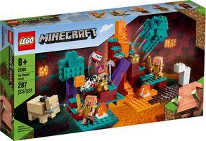 LEGO® Minecraft The Warped Forest