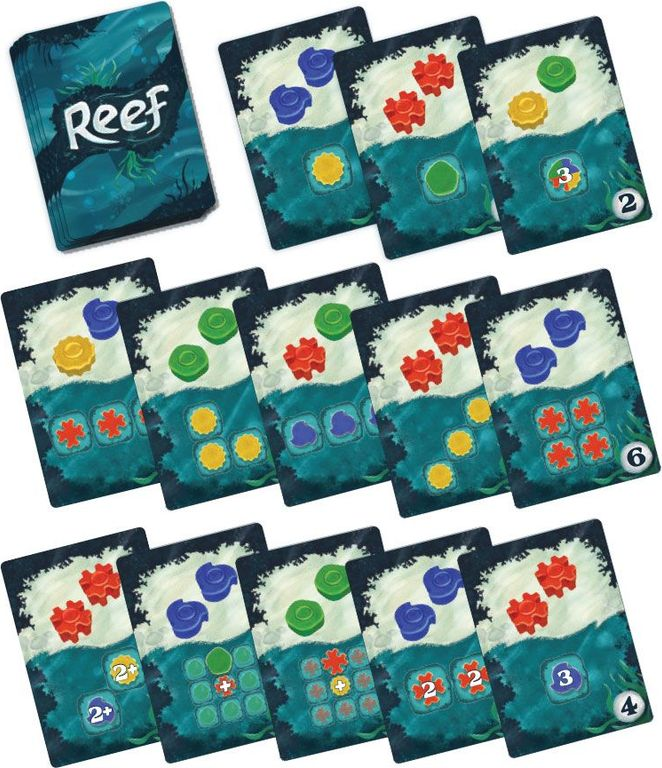 Reef cards