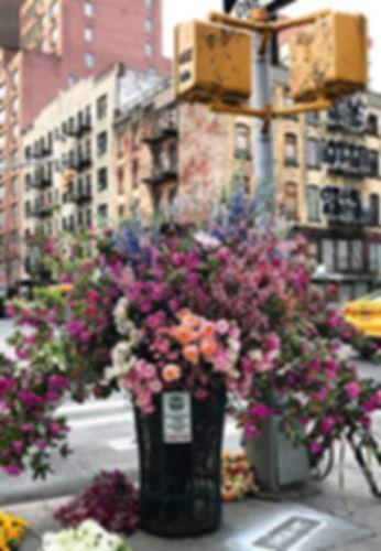 Flowers in New York