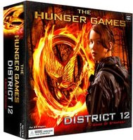 The Hunger Games: District 12 Strategy Game