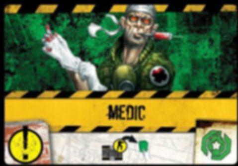 Neuroshima: Convoy cards