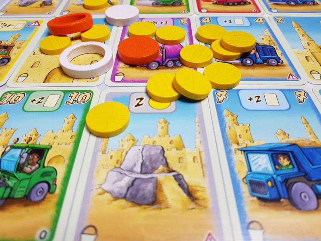 Fine Sand gameplay