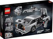 James Bond™ Aston Martin DB5 back of the box