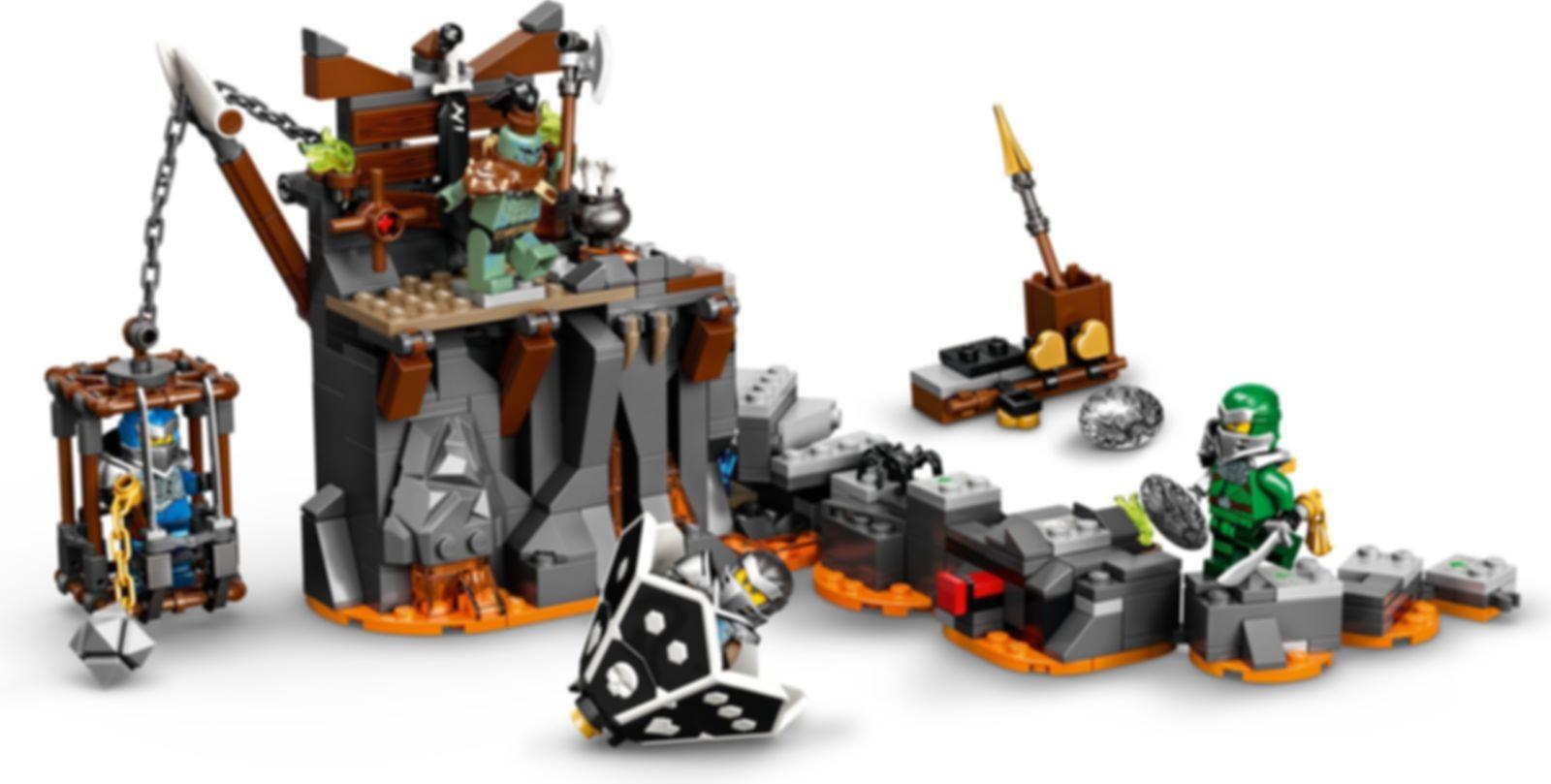 LEGO® Ninjago Journey to the Skull Dungeons gameplay
