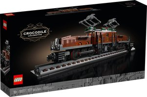 LEGO® Creator Expert Crocodile Locomotive