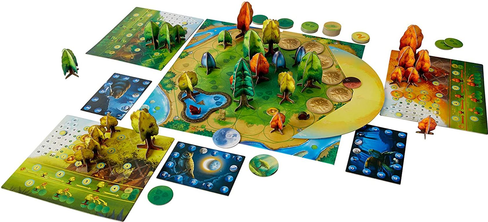 Photosynthesis: Under the Moonlight gameplay