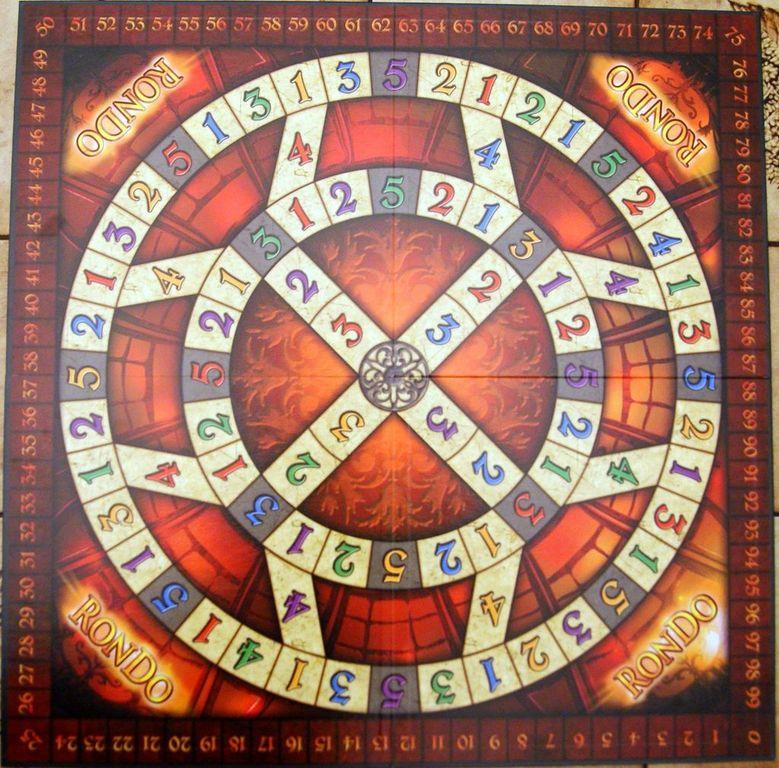 Rondo game board
