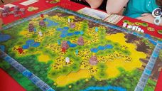 Cuzco game board