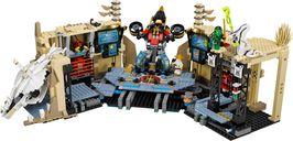 Samurai X Cave Chaos components