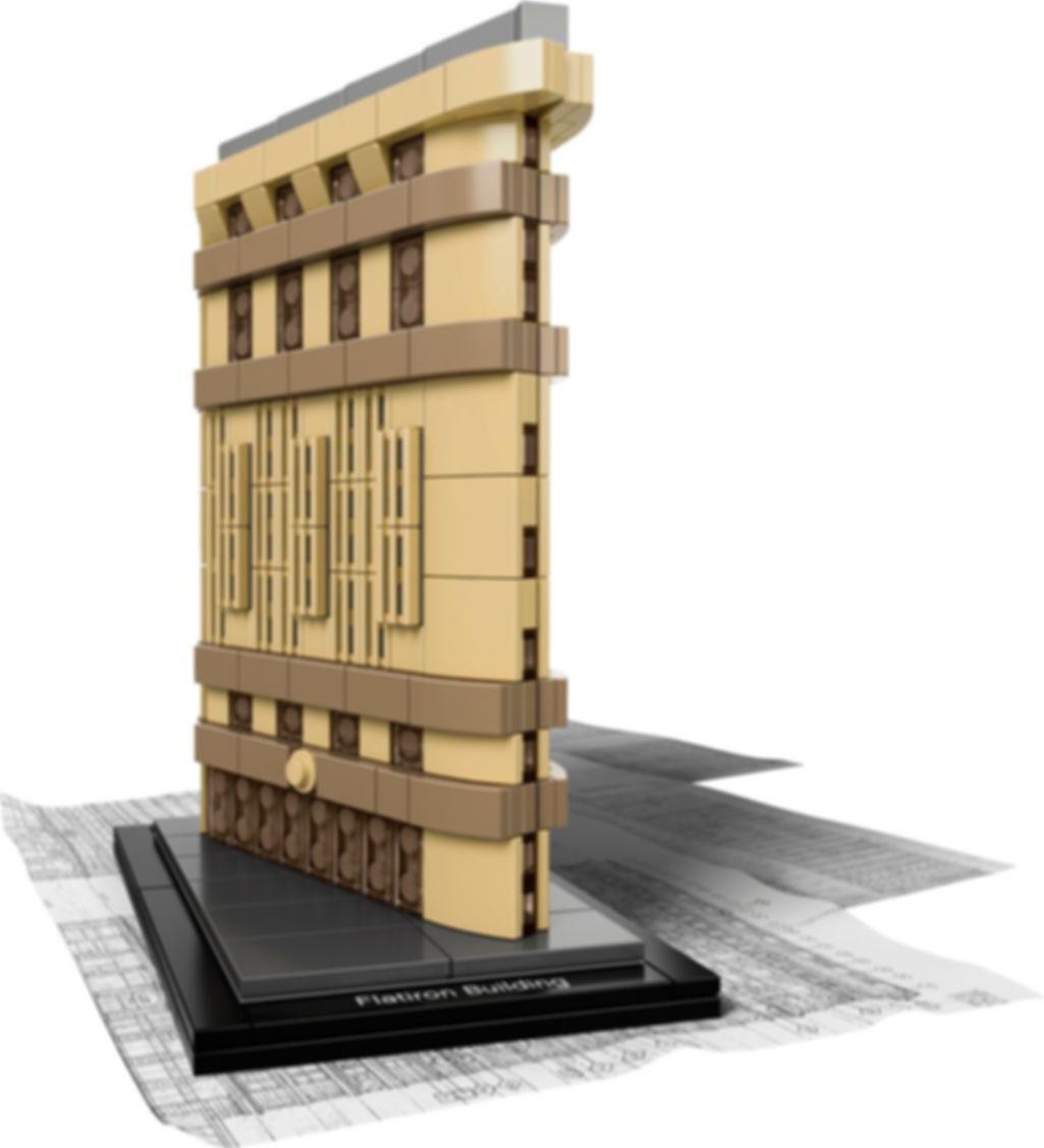 LEGO® Architecture Flatiron building building