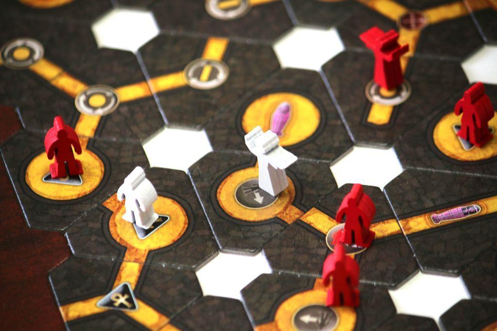 Kheops gameplay