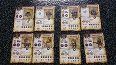 Rivet Wars: Spearhead cards