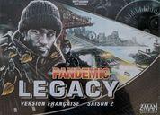 Pandemic Legacy: Saison 2 - Black Edition