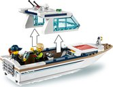 Diving Yacht components