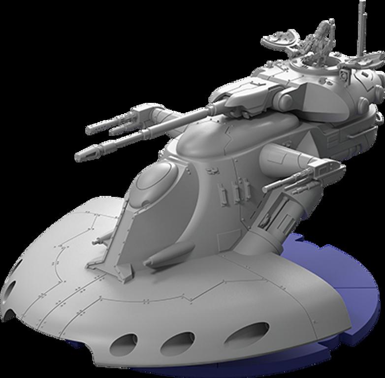 Star Wars: Legion - AAT Trade Federation Battle Tank Unit Expansion miniature