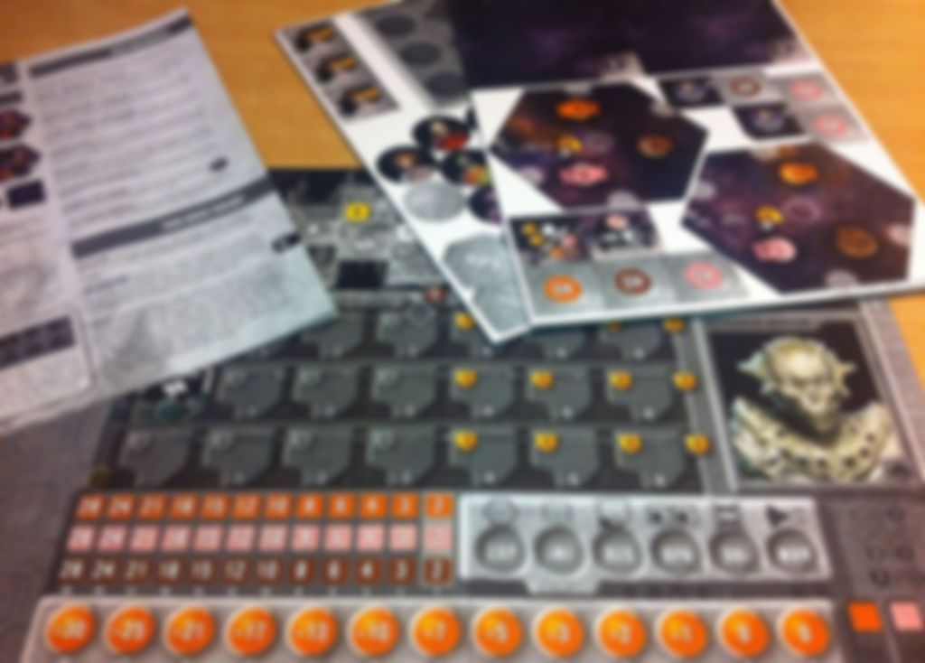Eclipse: Ship Pack One components