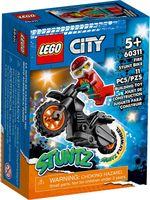 LEGO® City Fire Stunt Bike