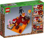 LEGO® Minecraft The Nether Fight back of the box