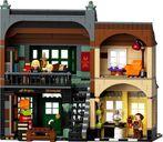 LEGO® Harry Potter™ Diagon Alley™ interior