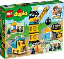 LEGO® DUPLO® Wrecking Ball Demolition