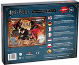 Harry Potter: Quidditch back of the box
