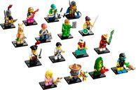 LEGO® Minifigures Serie 20 components
