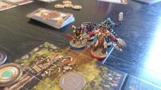 Descent: Journeys in the Dark (Second Edition) - Heirs of Blood components
