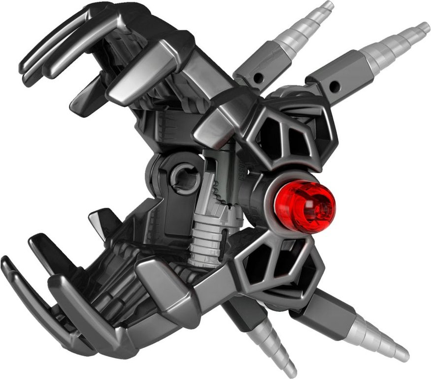 LEGO® Bionicle Terak Creature of Earth components