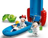 LEGO® Disney Mickey Mouse & Minnie Mouse's Space Rocket minifigures