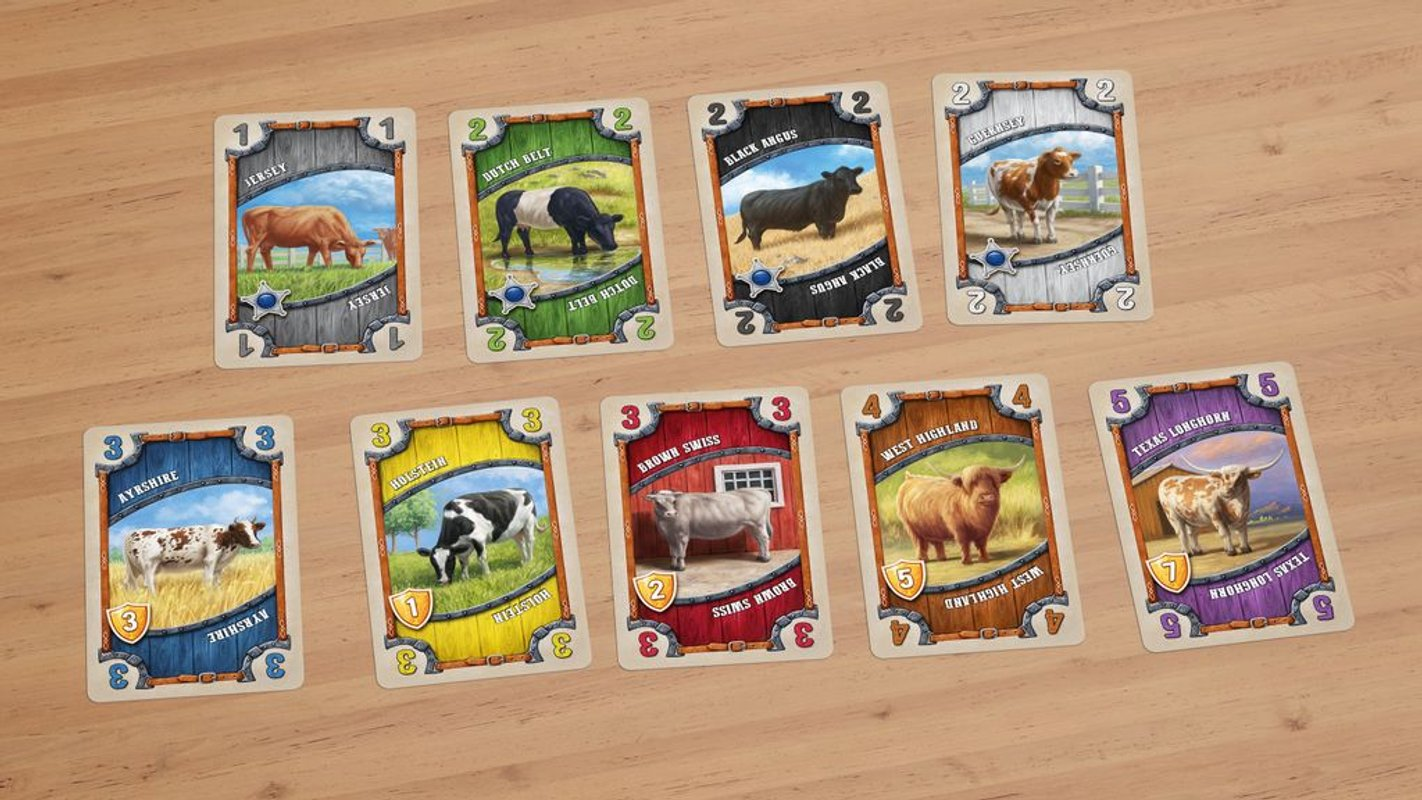 Great Western Trail cards
