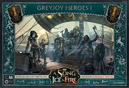 A Song of Ice & Fire: Tabletop Miniatures Game – Greyjoy Heroes I