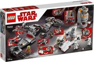 Defense of Crait™ back of the box
