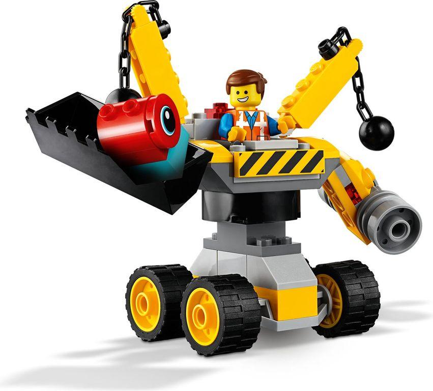Emmet's Builder Box! components