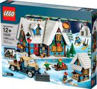 Winter Village Cottage