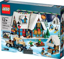 LEGO® Creator Expert Winter Village Cottage