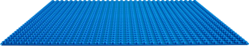 Blue Baseplate 32x32 components