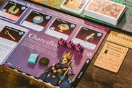 Oath: Chronicles of Empire and Exile components