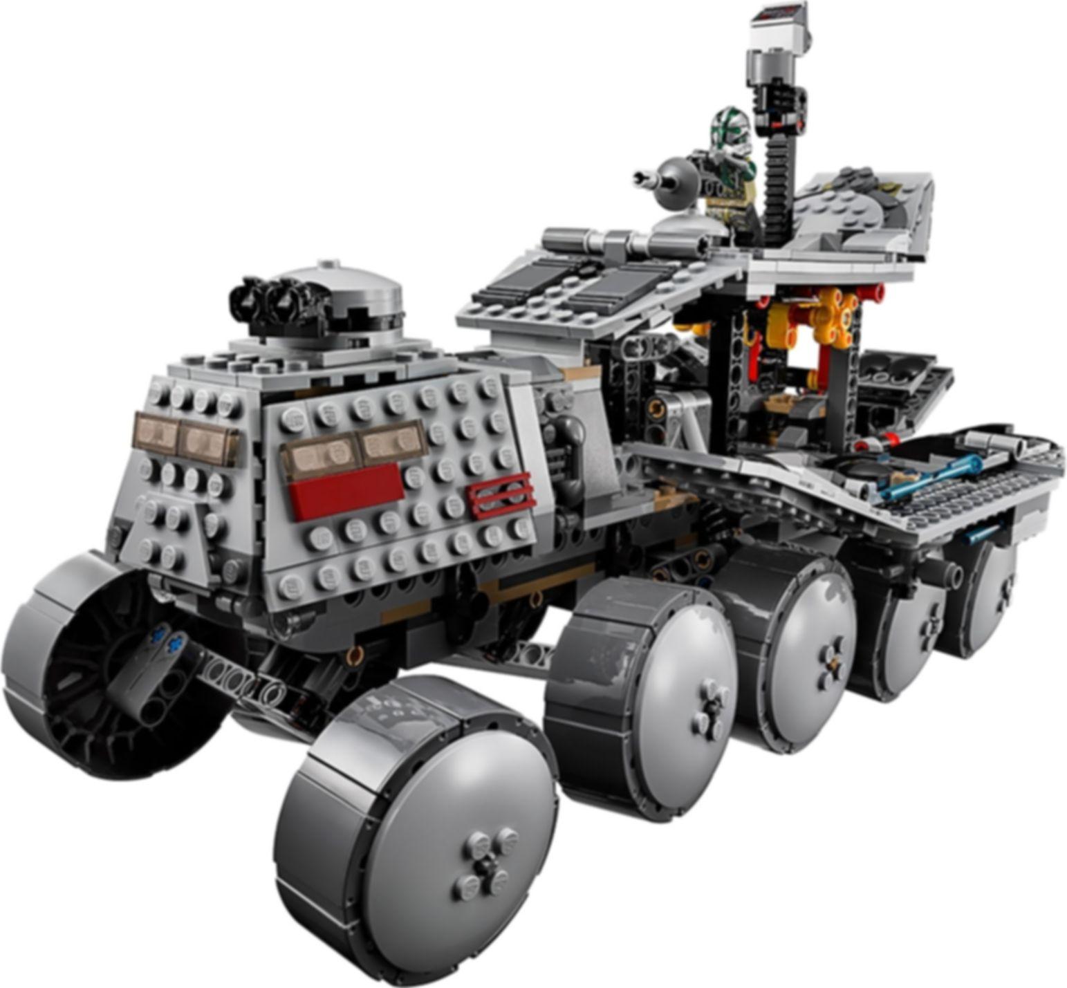 Clone Turbo Tank™ components
