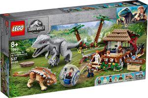 LEGO® Jurassic World Indominus Rex vs. Ankylosaurus